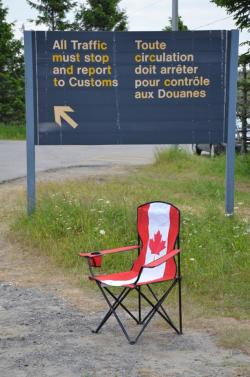 Border Chair