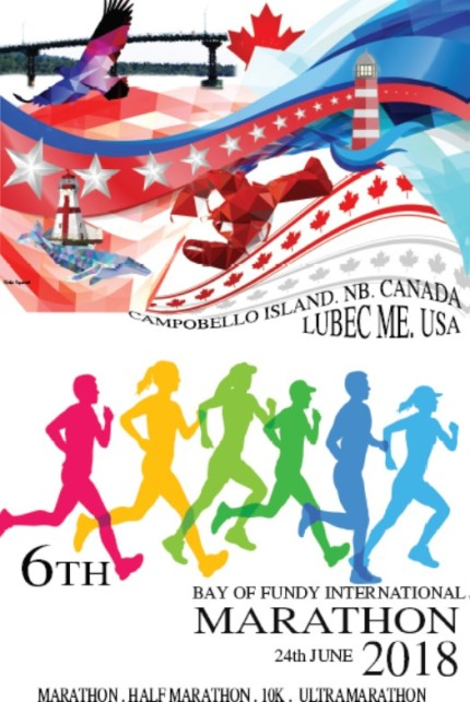 2018 BFIM Race Poster