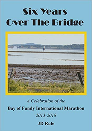 New Book Celebrating 6 Years of the Bay of Fundy International Marathon